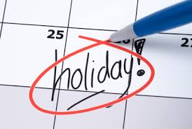 Easter Public Holidays 2018