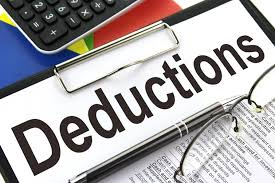 Deductions from Wages