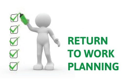 Supporting employees to return to work