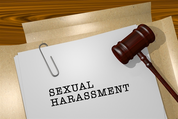 Massive Sexual Harassment Payout
