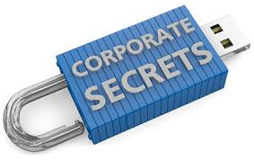 How can you protect confidential company information when employees leave?