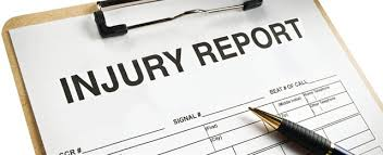 Injury Register