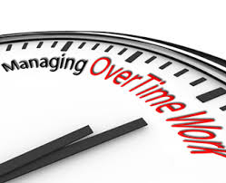 How to Manage Overtime