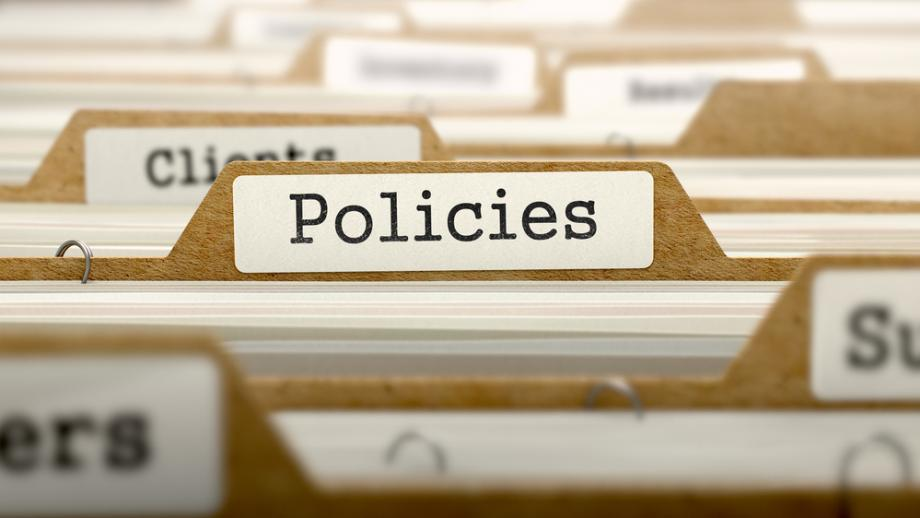 Policy Training – Is it Really Required?
