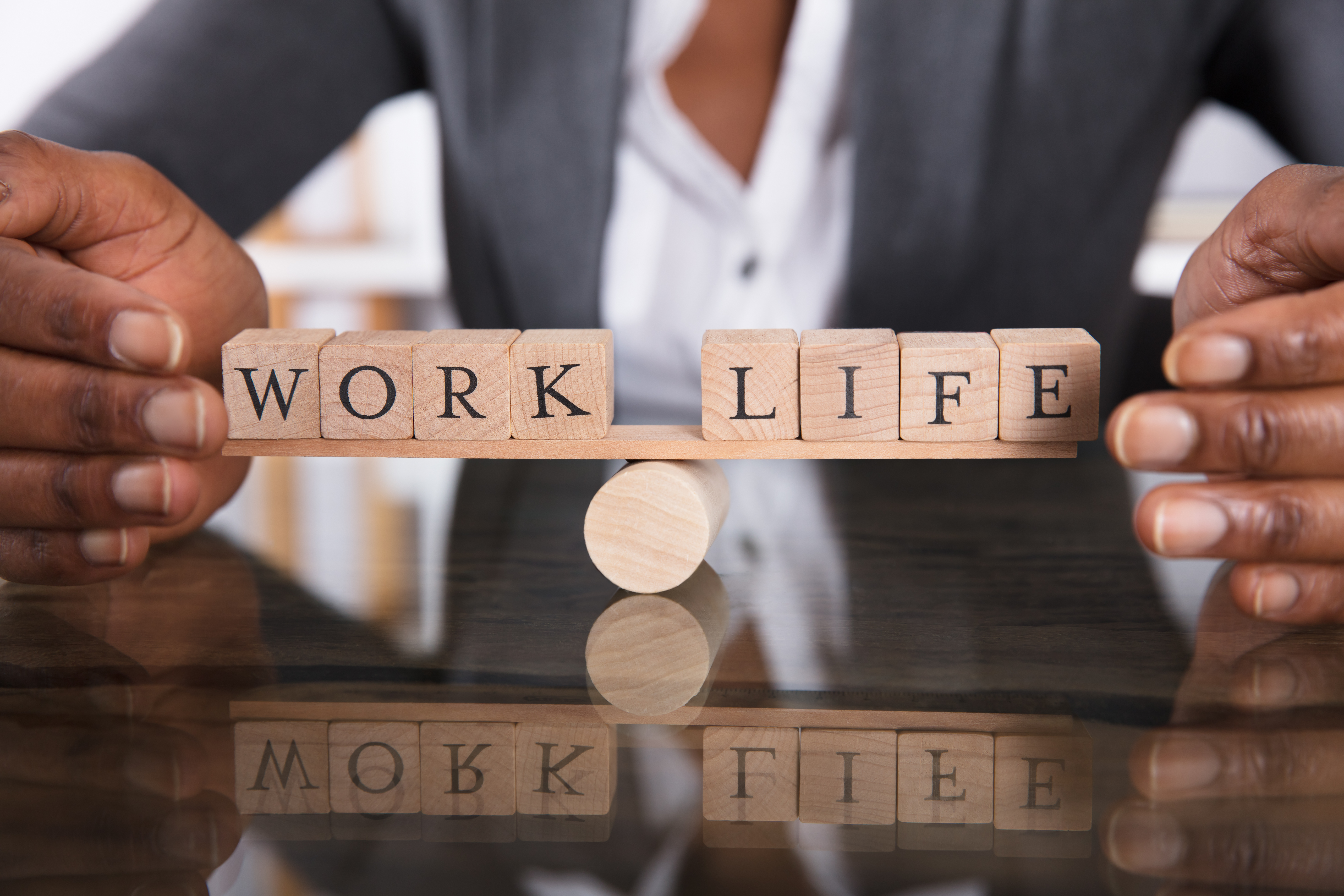 Work From Home - Managing Work Life Balance